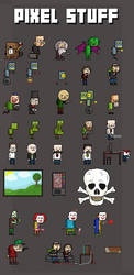 Pixel stuff by PixelRevolver