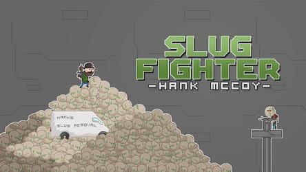 SlugFighter Poster/Menu thing by PixelRevolver