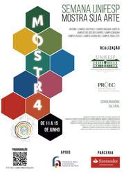 Mostra Sua Arte 2018 UNIFESP (Poster)