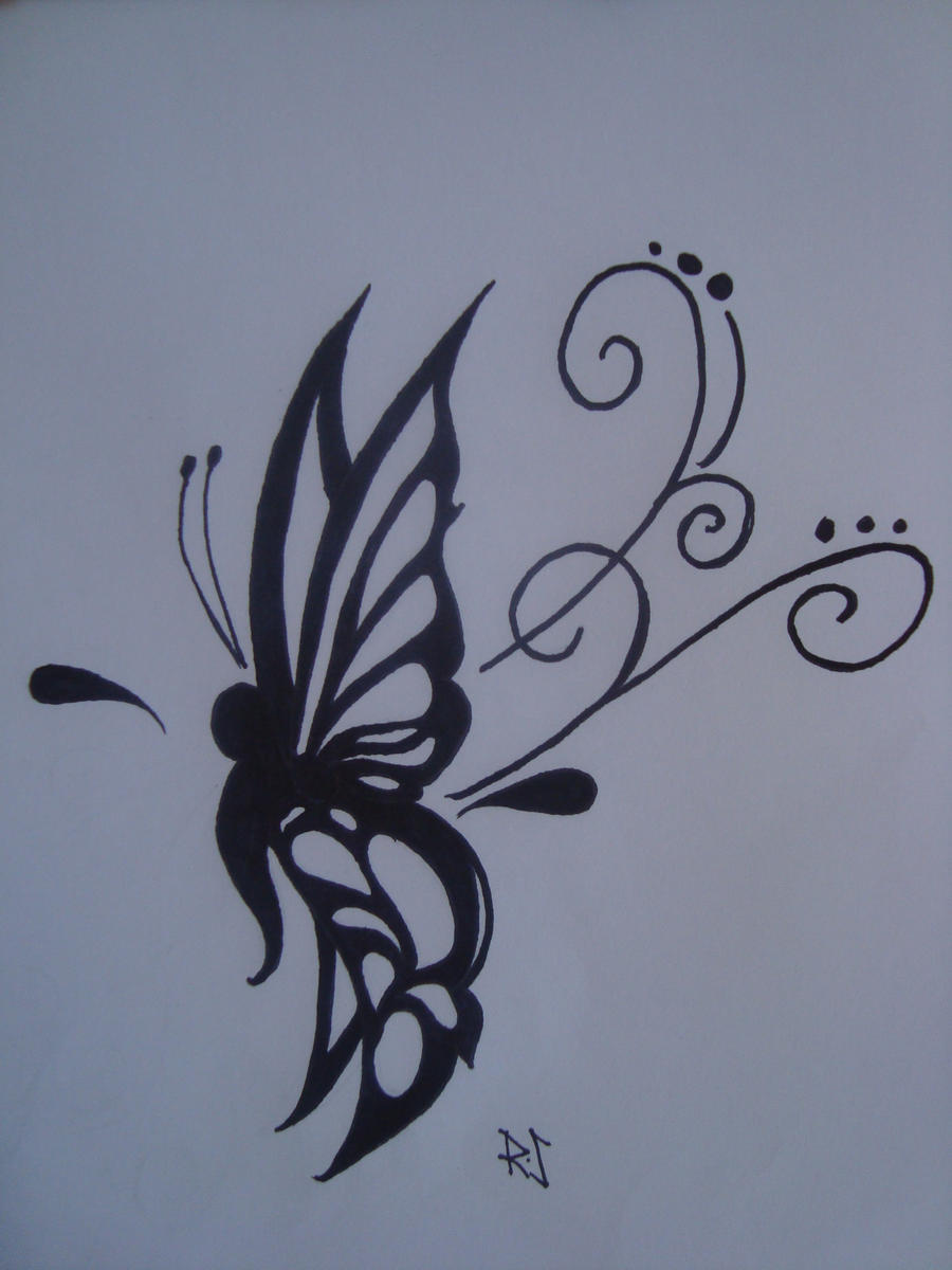 Butterfly By Peace And Serenity On Deviantart