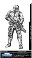 Strike Unit Concept Art