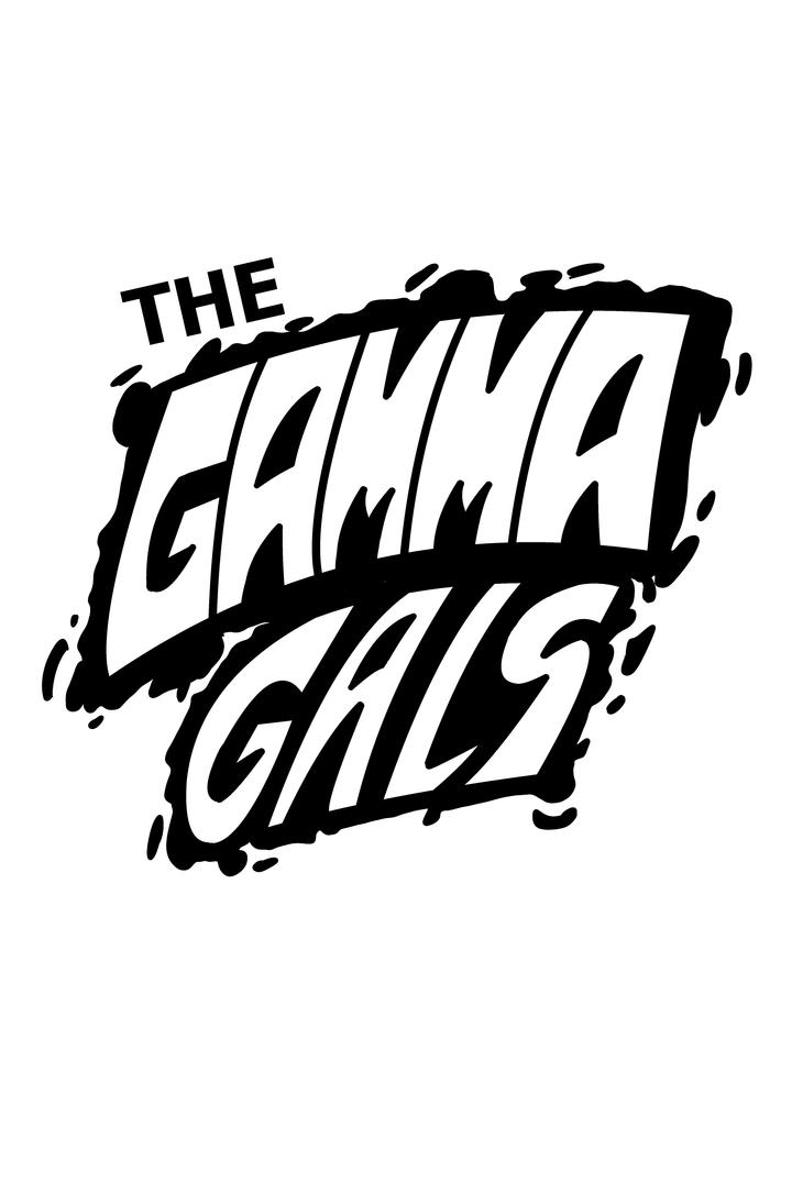 The Gamma Gals Logo by ffnb