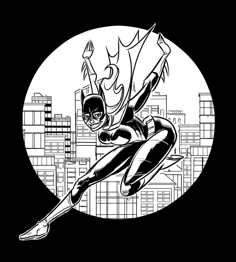 Batgirl! by ffnb