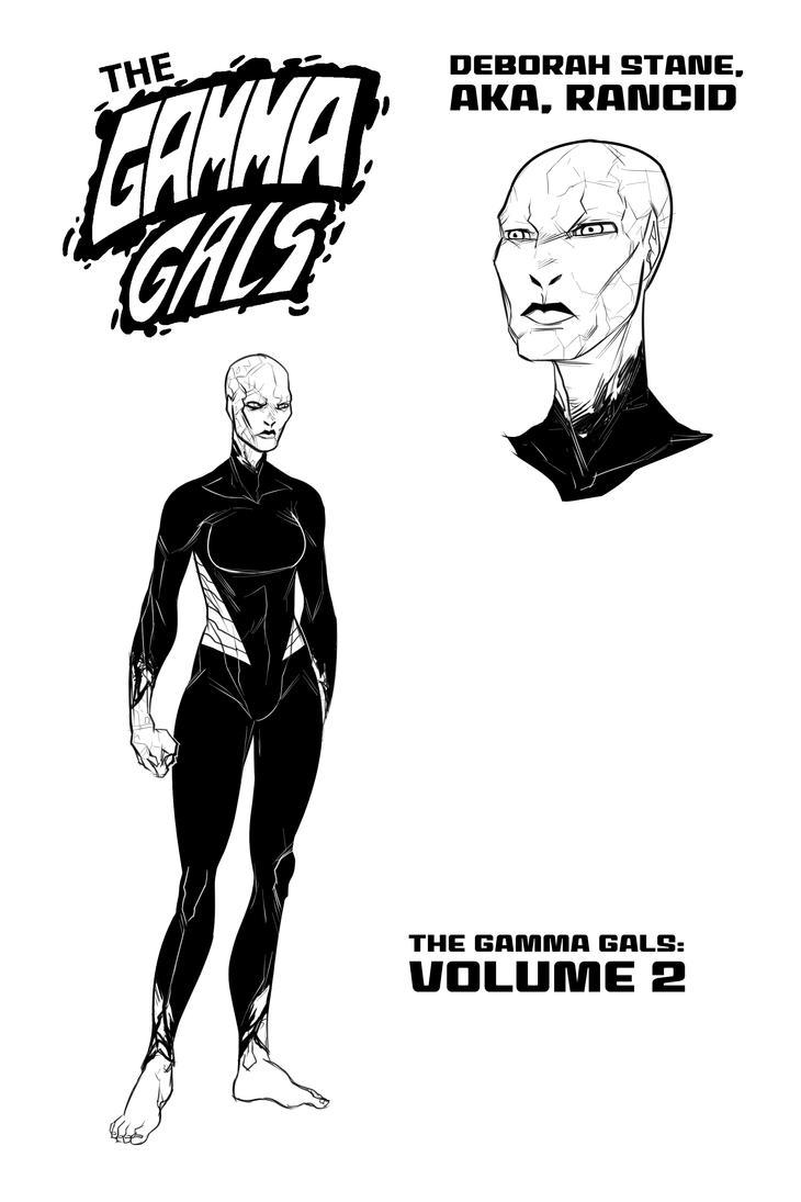 The Gamma Gals Vol. 2 - Rancid by ffnb