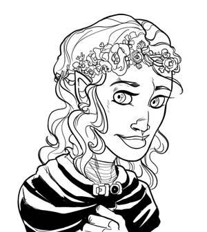 Azmiel, Celestial Druid