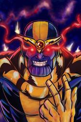 Thanos - Colored