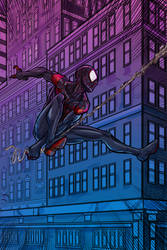 Spider-Man : Miles Morales Colors