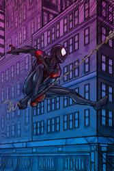Spider-Man : Miles Morales Colors