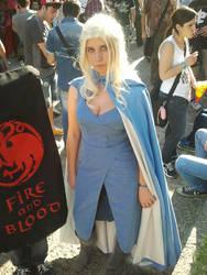 Daenerys Targaryen 3rd Season by PennyDovakhiin