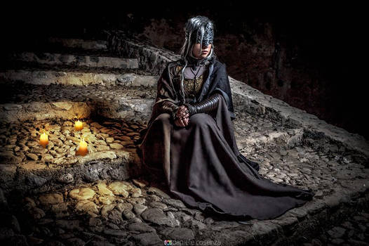Fire Keeper Dark Souls 3