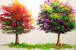 BASIC TREE TO DETAILED TREE