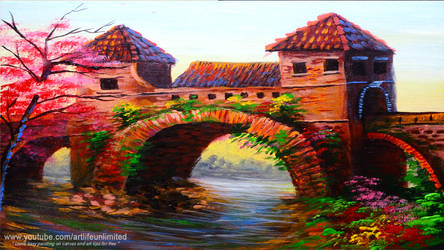 Old Bridge and Two Towers