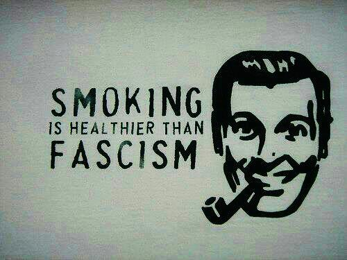 Smoking is Healthier! by kasaundra1