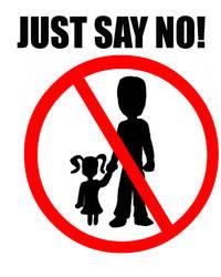 No Pedophilia! by ThePhilosophicalJew