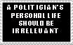 Policies trump Personal Life by ThePhilosophicalJew