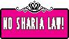 Anti Sharia Law by ThePhilosophicalJew
