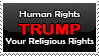 Human Rights Over Religious Rights by ThePhilosophicalJew