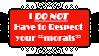 Fuck Your Morals by ThePhilosophicalJew