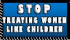 Stop Infantizing Women by ThePhilosophicalJew