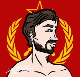 Stupid Sexy Stalin