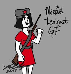Marxist Leninist Girlfriend