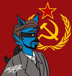 Pokefied Young Stalin