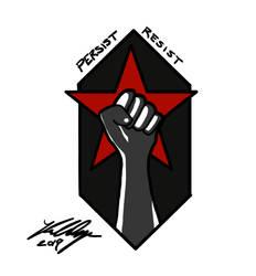 Communist Tattoo Design