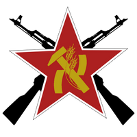 Jewish Bolshevik Coat of Arms