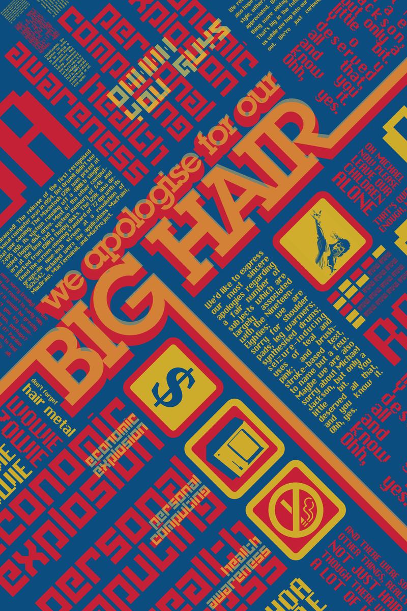 big hair by Jandalf