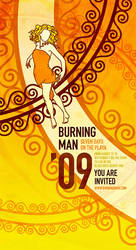 Event Posters - Burning Man 2