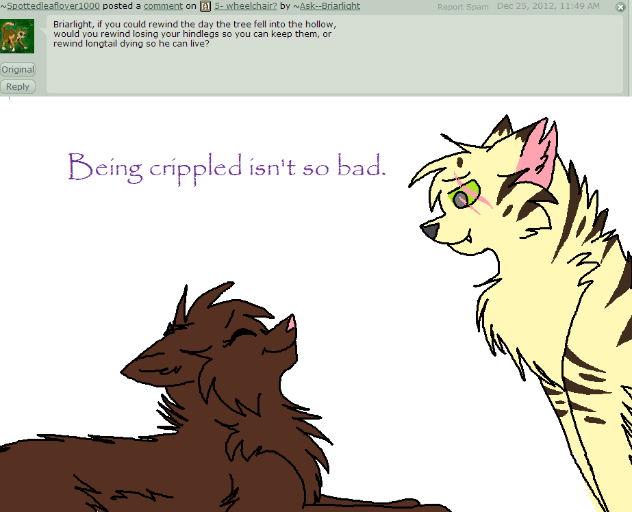 Warrior Cats Longtail X Reader Mating