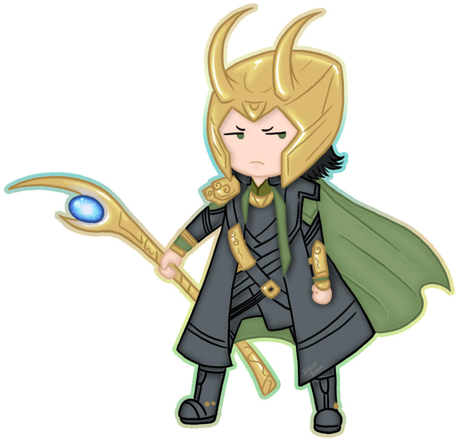 Loki by tooneyfish