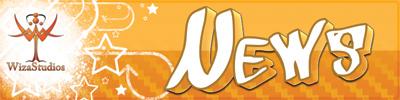 WizaStudios News Banner by WizaStudios