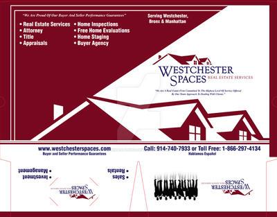 Westchester Spaces Folder by WizaStudios