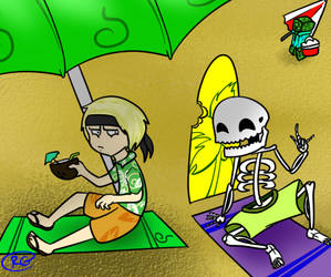 Sapling Holiday by RabiesGirl