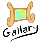 Gallary Icon by RabiesGirl