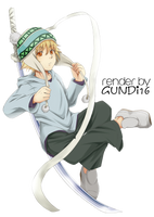 Yukine / Render 4 by Gundi16