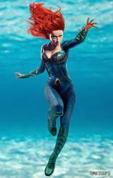 Amber Heard - Mera - Aquaman