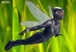 Antman And The Wasp - The Wasp - Evangeline Lilly