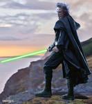 Luke Skywalker-Star Wars-The Last Jedi-Mark Hamill