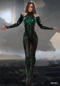 Cate Blanchett - Hela - Thor Ragnarok