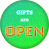 GIFTS are OPEN ONLY icon by cyberz7