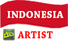 indonesia artist FLAG/STAMP by cyberz7