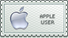 Apple USER STAMP by cyberz7