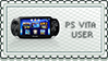 Ps Vita USER STAMP by cyberz7