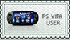 Ps Vita USER STAMP by cyberz7