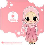I Love ISLAM by farozyyy