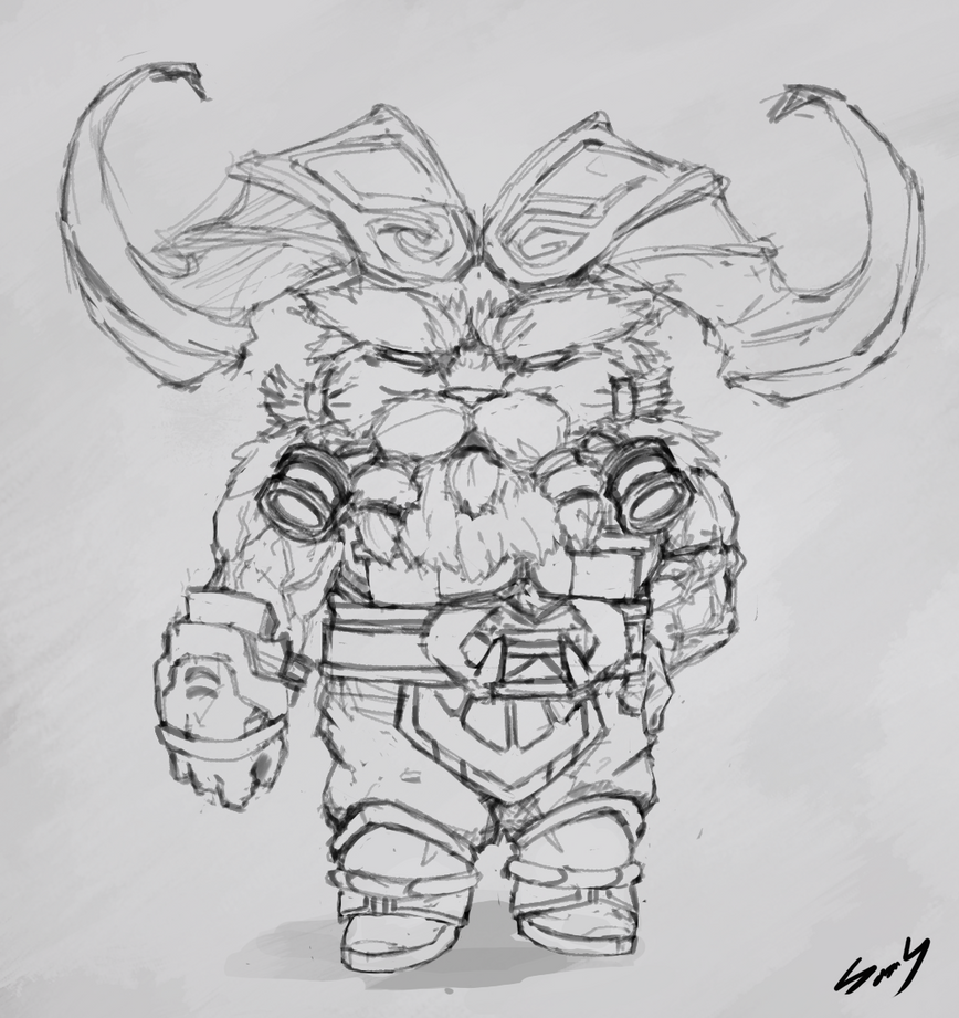Yornndle Ornn Sketch League Of Legends By Seldroy On Deviantart Смотреть видео sketch league на smotri.life бесплатно. yornndle ornn sketch league of