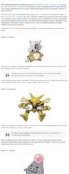 Top 13 Most Disturbing Pokemon by Toadsanime