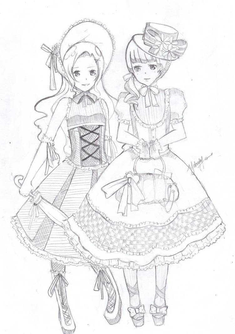 Victorian_Style by FeliciaXD
